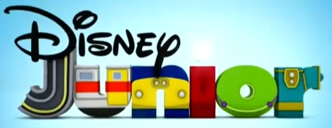 ディズニー Junior Logo - Chuggington Variation