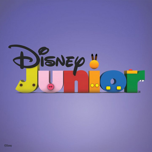 Disney Junior Logo - Jungle Junction Variation