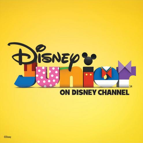 Disney Junior Logo - Mickey Mouse Clubhouse Variation