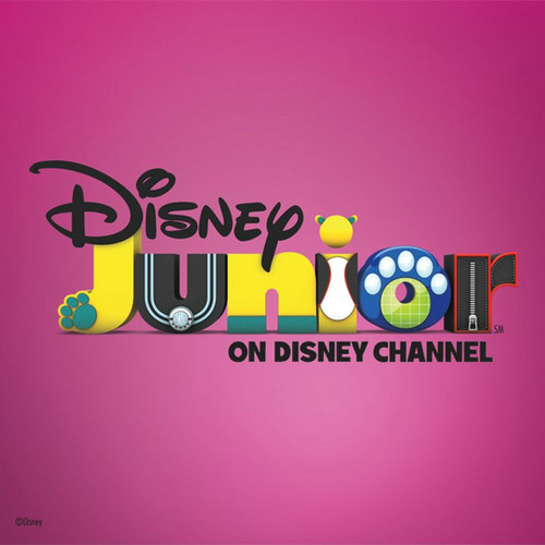 디즈니 Junior Logo - Special Agent Oso Variation