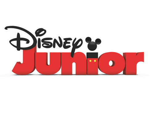 디즈니 Junior Logo