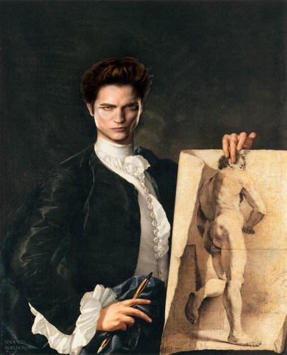 Edward Cullen renaissance style
