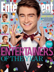Entertainment Weekly [12.16.2011]