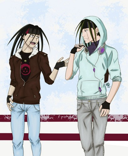 Fangirls wallpaper possibly with an outerwear, long trousers, and a pantleg titled Envy!! <3