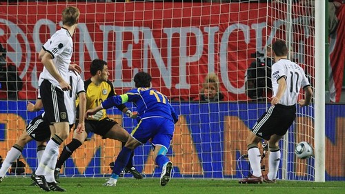 Euro 2012 Qualifier - Germany vs Kazakhstan