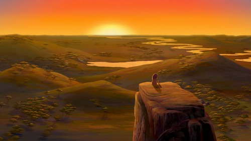 Everything the light touches... - the-lion-king Wallpaper
