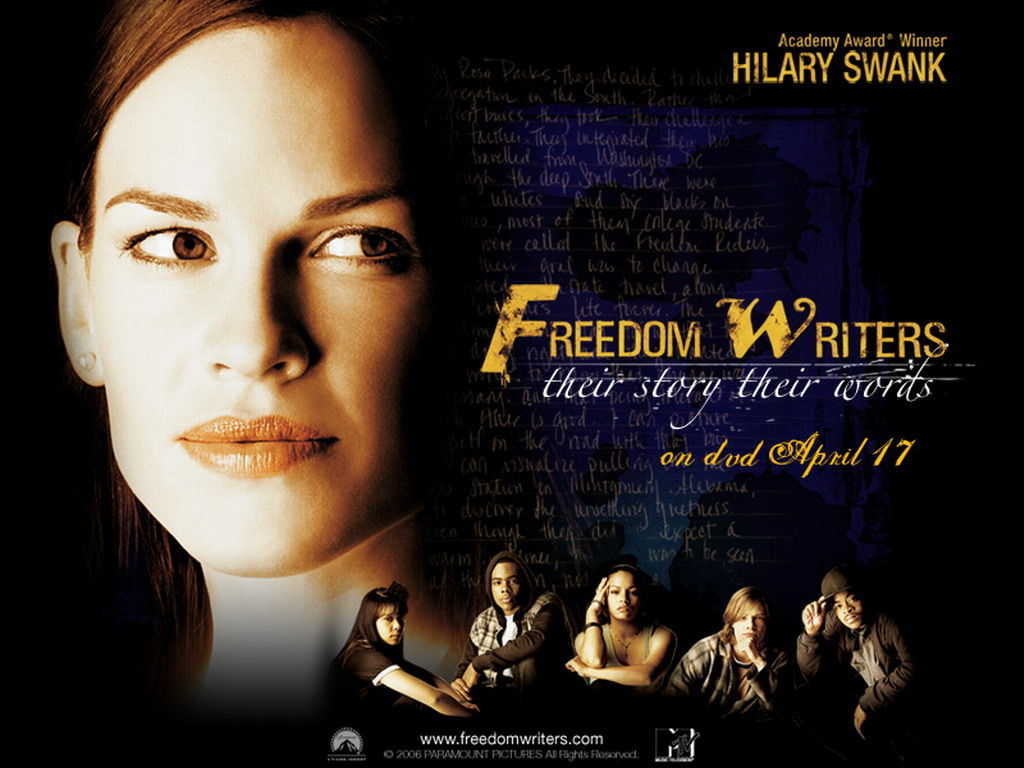 The freedom writers diary [ebook] download.