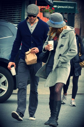 Getting Coffee in NYC