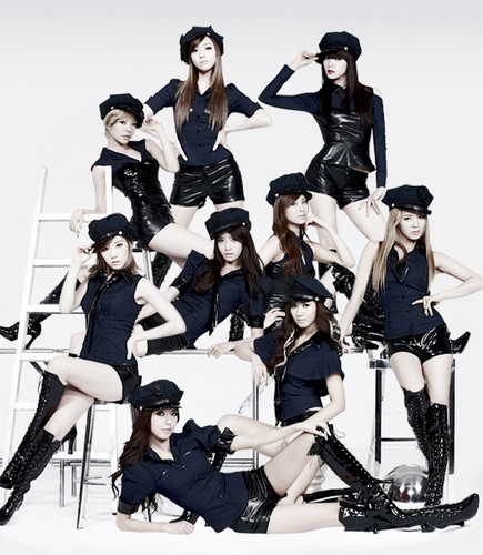 "Girls' Generation ""The Boys"" Mr. Taxi Ver. Concept pics"
