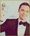 Golden Globes 2011 - jim-parsons fan art