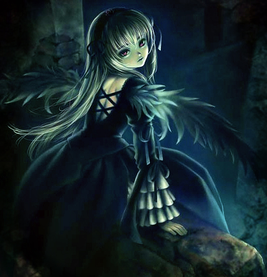 Gothic images Gothic Anime Girl wallpaper and background photos ...