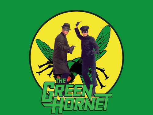 Green Hornet - bruce-lee Wallpaper