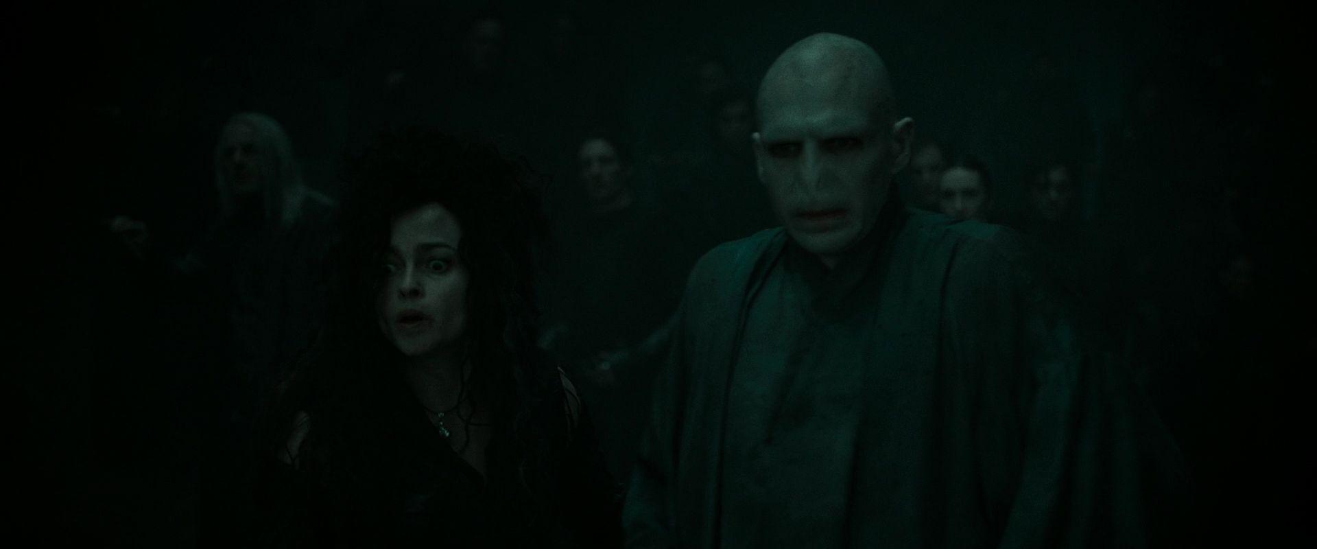 Les Mangemorts Images Harry Potter 7 Deathly Hallows Part 2 Hd