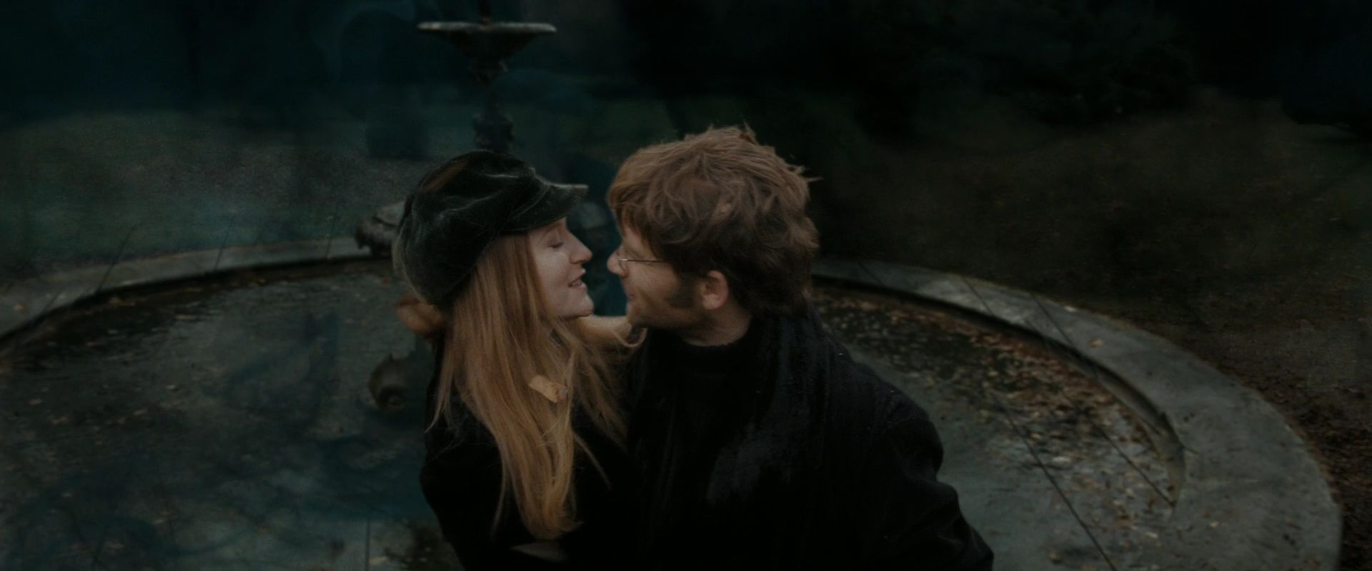 Harry Potter 7: Deathly Hallows (Part 2) - Lily and James ...