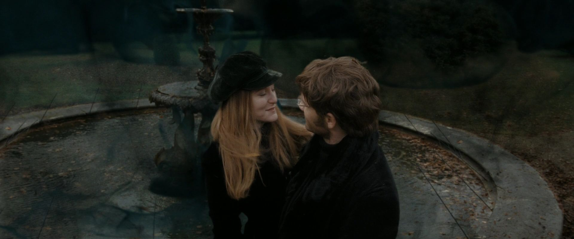 Lily and James Potter images Harry Potter 7: Deathly ...