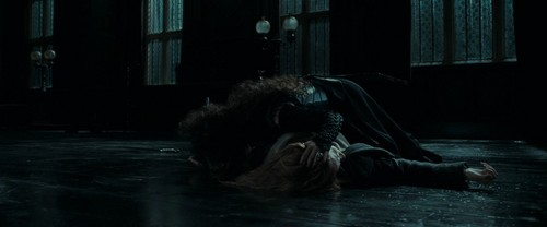 Bellatrix Lestrange fond d'écran probably containing a rue entitled Harry Potter and the Deathly Hallows Part 1 (BluRay)