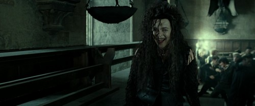 Harry Potter and the Deathly Hallows Part 2 (BluRay) - bellatrix-lestrange Screencap