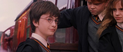 Harry Potter and the Philosopher's Stone - rupert-grint Screencap