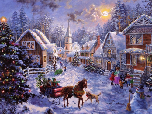 Have A Magical Christmas Berni ♥