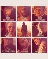 Hell on Wheels Characters