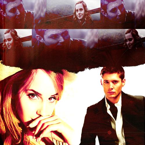 Hermione & Dean Winchester