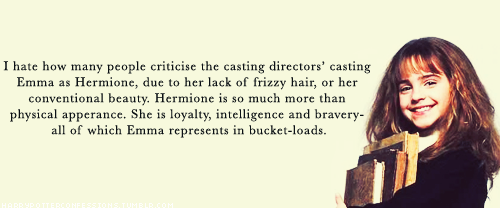 Hermione/Emma confessions
