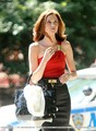 Hilarie set White Collar - sara-ellis photo