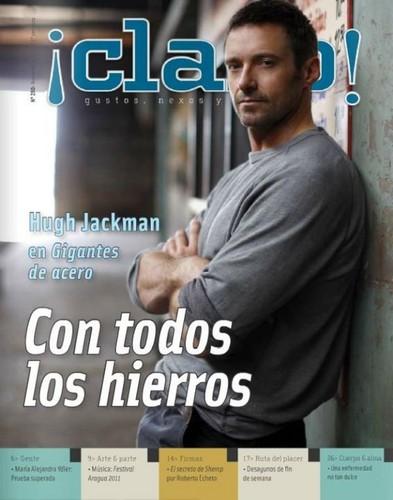 Hugh Jackman Magazine