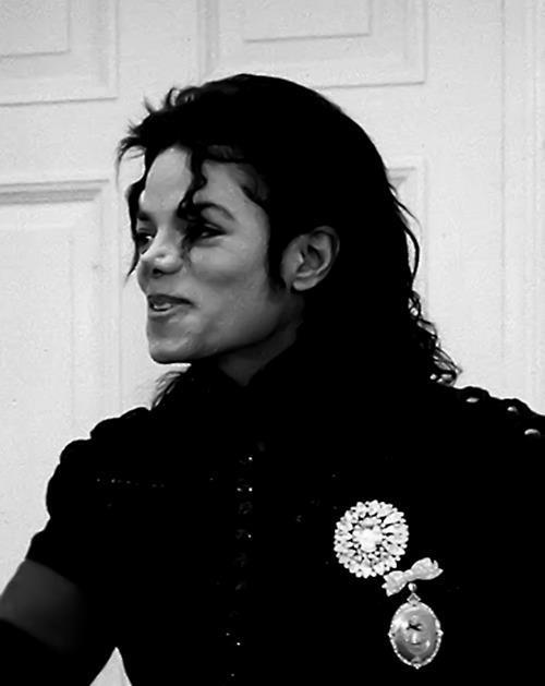 I LOVE YOU MICHAEL!