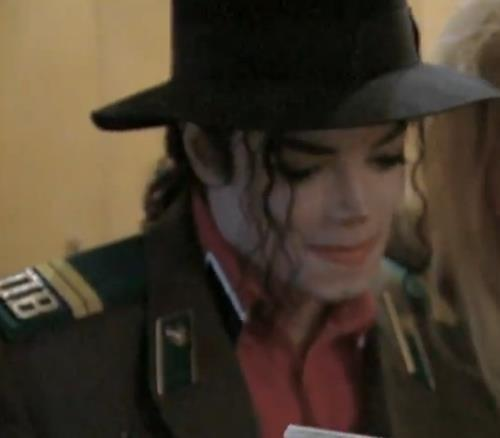 I LOVE YOU MICHAEL!
