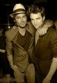 IAN SOMERHALDER AND ROBERT PATTINSON!!!!