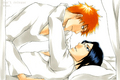 Ichigo and Uryuu - bleach-yaoi photo
