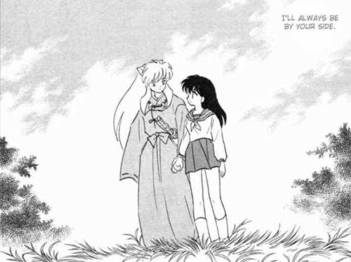 Inuyasha Manga [ Inuyasha & Kagome ]