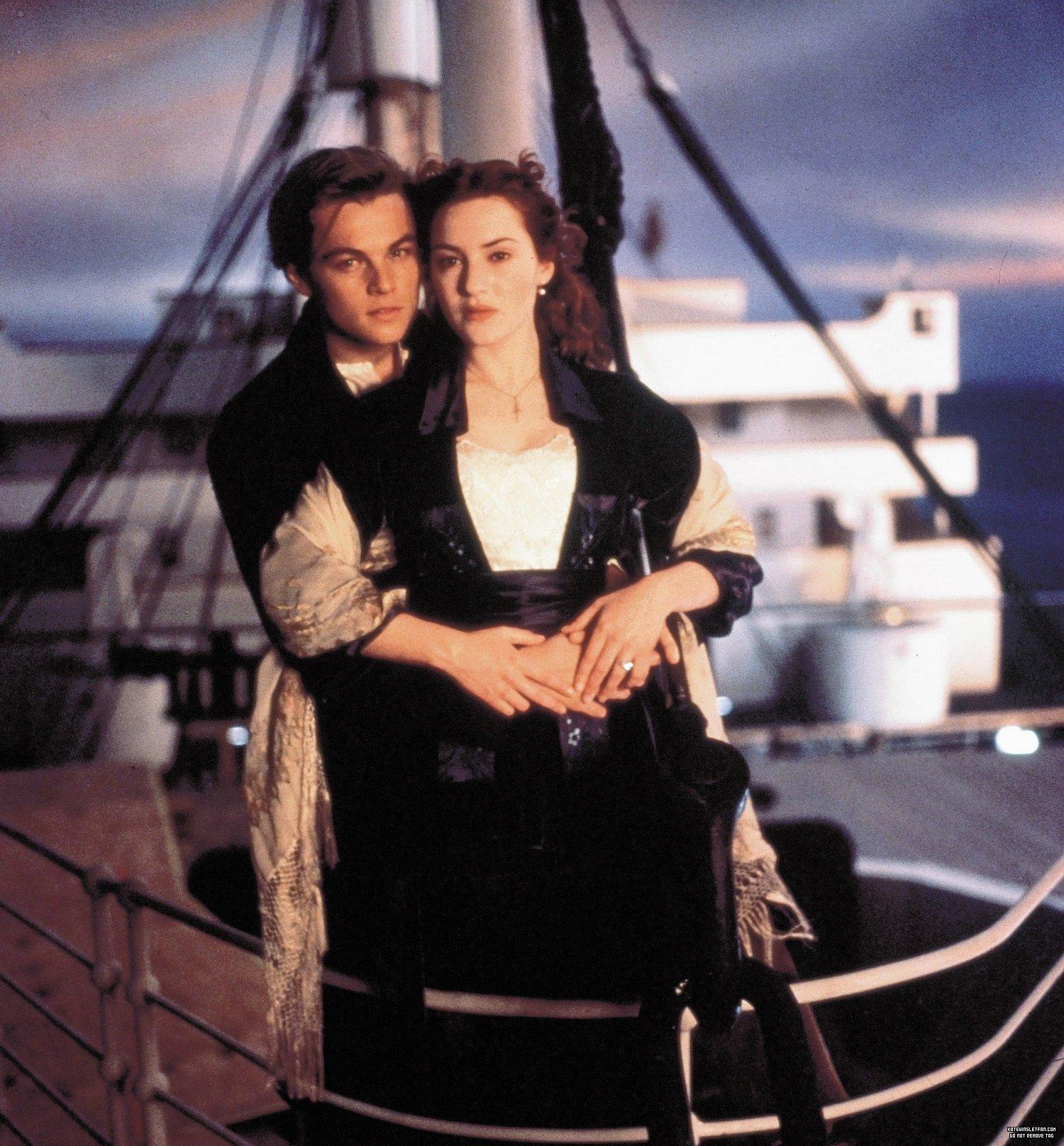 Titanic Movie: Our 10 Favourite Movie/TV Couples