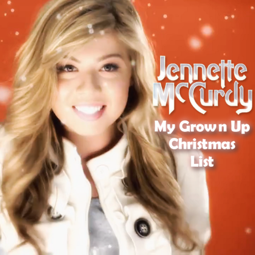 "Jennette McCurdy ""My Grown Up Krismas List"""