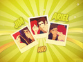 Jim ♡ Ariel Wallpaper - jim-and-ariel wallpaper