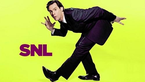 Jim Carrey ~ SNL Bumpers January 2011