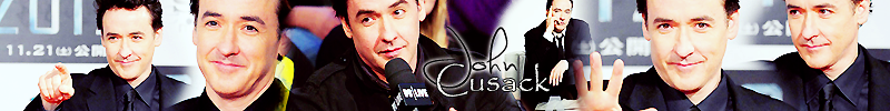 John Cusack banner