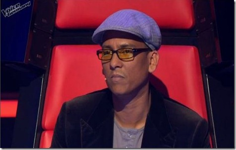 Voice on The Voice Of Germany Jury