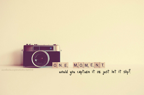 Just take a  picture