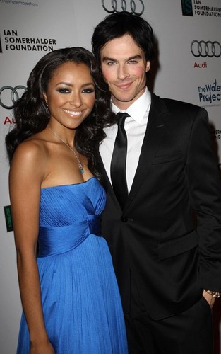 Kat and Ian - The Ripple Effect Charity Dinner - 10.12.11