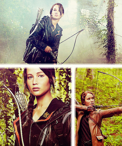 Katniss Everdeen fond d'écran possibly containing a sign called Katniss<3