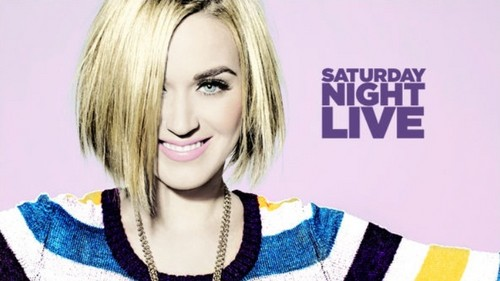 Katy Perry ~ SNL Bumpers December 2011