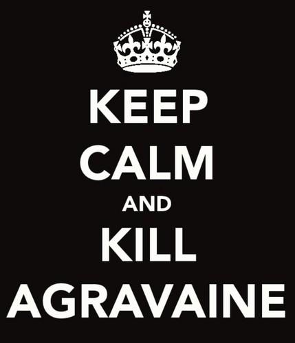 Kill Aunt Aggy!