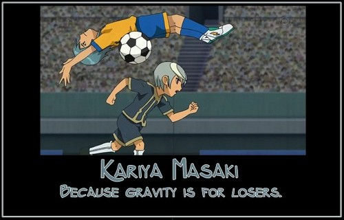 Le Screw Gravity!