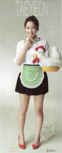 Leader Taeyeon SNSD