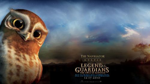 Legend of the Guardians fondo de pantalla