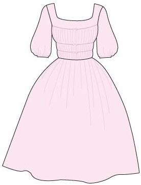 Liesl's Dancing Dress