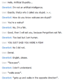Lisa's Cleverbot conversation xD