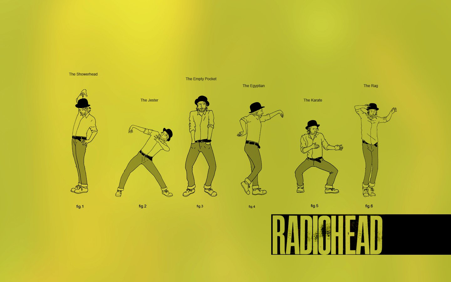 Lotus Flower Dance Radiohead Wallpaper 27519328 Fanpop